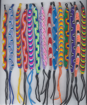 August 26: Name Bead Lanyard, Keychain, Bracelet or Necklace.