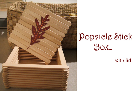 August 12 Popsicle Stick Picture Frame Crafts