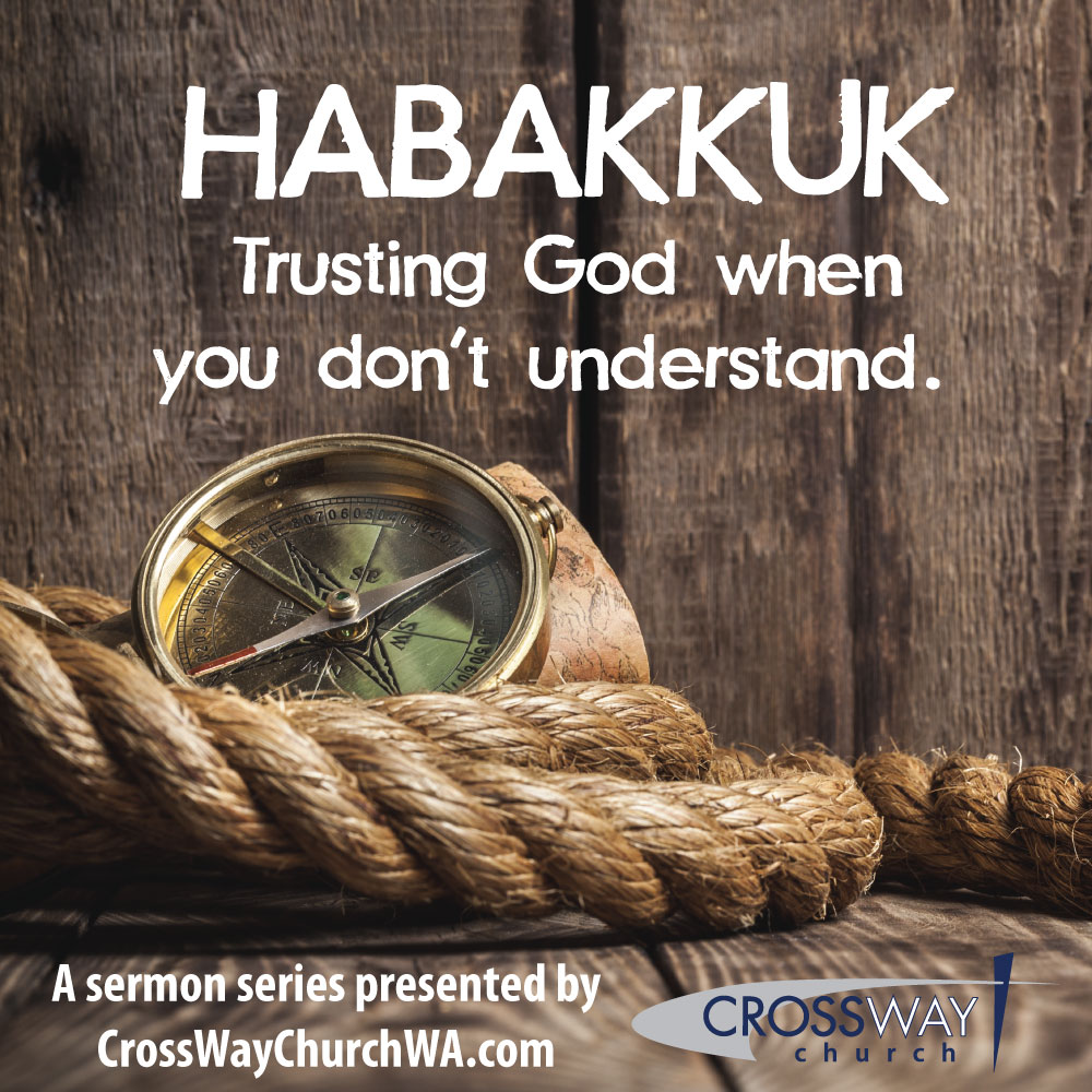 Habakkuk #3: What is God's relationship to evil?