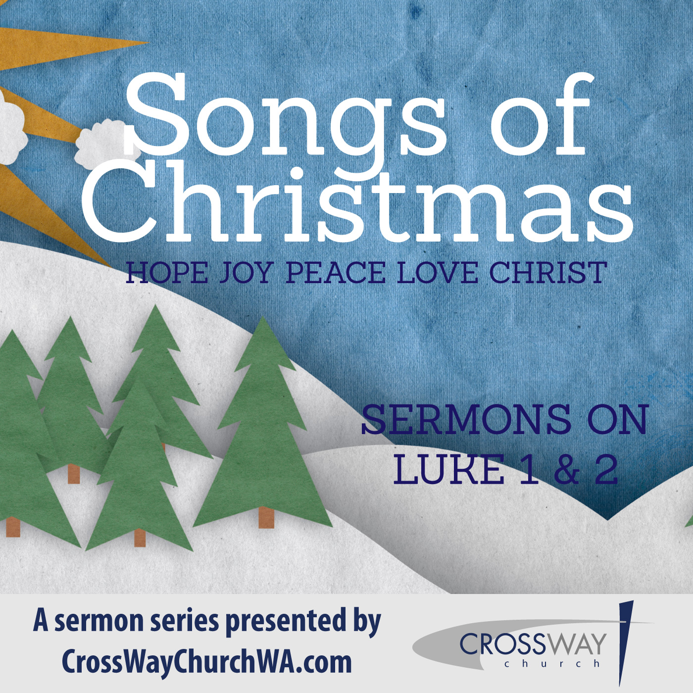 Songs of Christmas: Simeon's Song (Part 4)