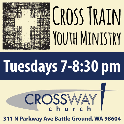 Youth Group @ CrossWay Church Community Room | Battle Ground | Washington | United States