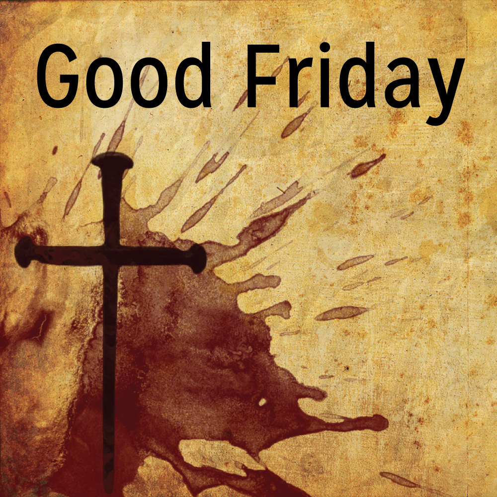 """good friday sermon Good friday – matthew 27:27-54 (the crucifixion & death of christ) i want to know christ series the theme for this sermon series is """"i want to know christ"""" and."""