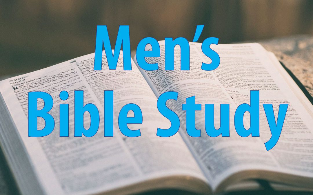 Men's Westminster Confession Study