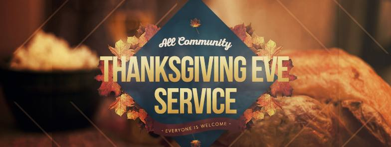 Battle Ground Joint Thanksgiving Eve Service @ Starting Grounds Church | Battle Ground | Washington | United States