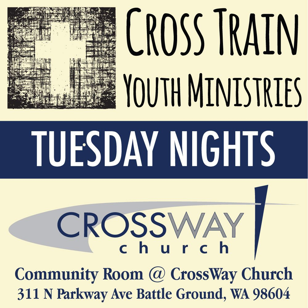 Jr. High Ministry @ CrossWay Church Community Room | Battle Ground | Washington | United States