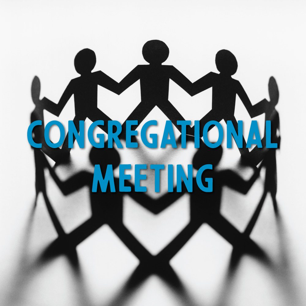 Congregational Meeting and Potluck @ CrossWay Church Fellowship Hall | Battle Ground | Washington | United States