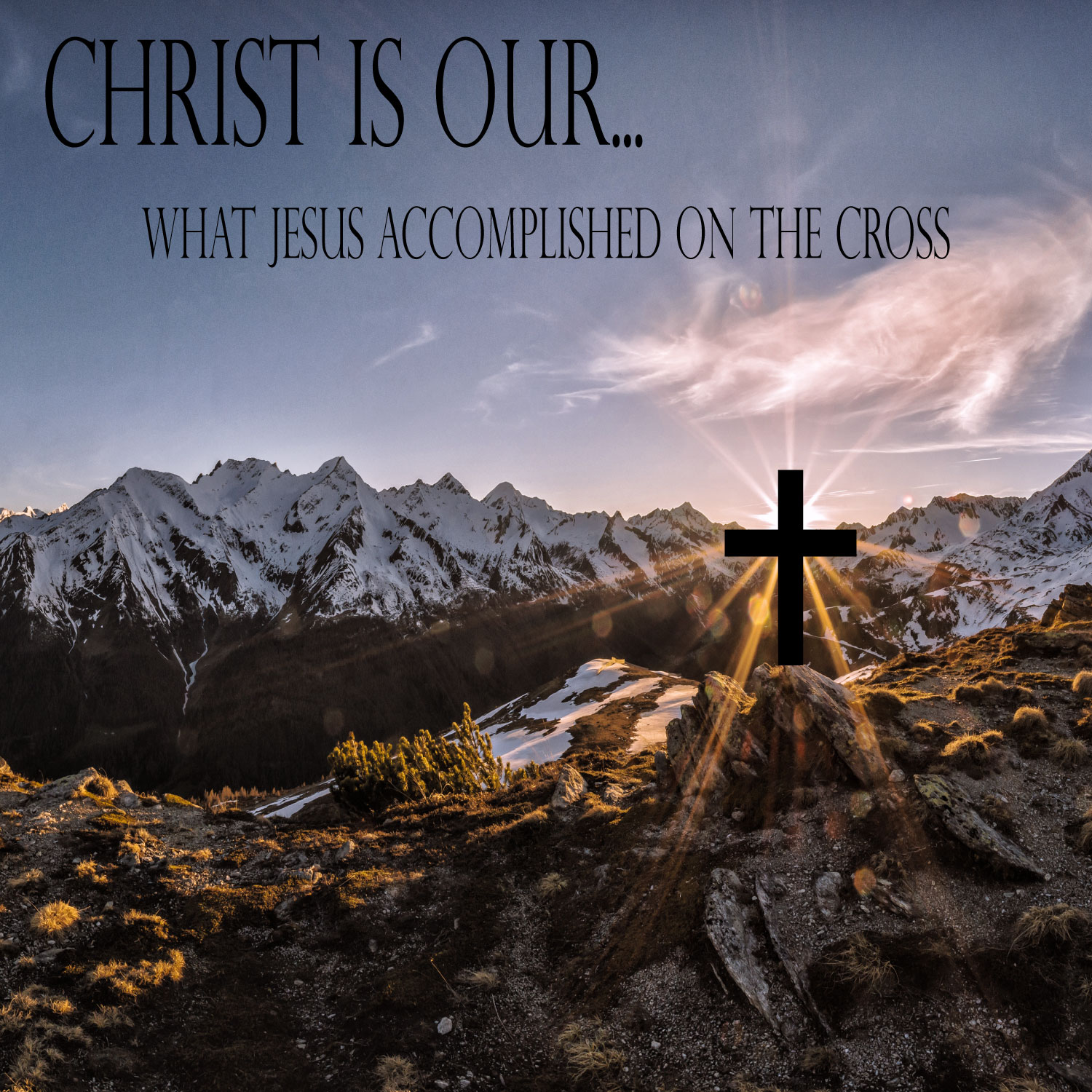 Christ is our Redemption